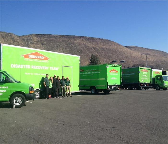 SERVPRO's Disaster Recovery Team