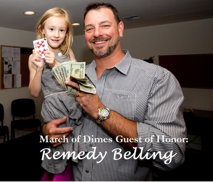 March of Dimes Fundraising